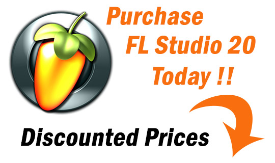FL Studio 20 Special discounted products
